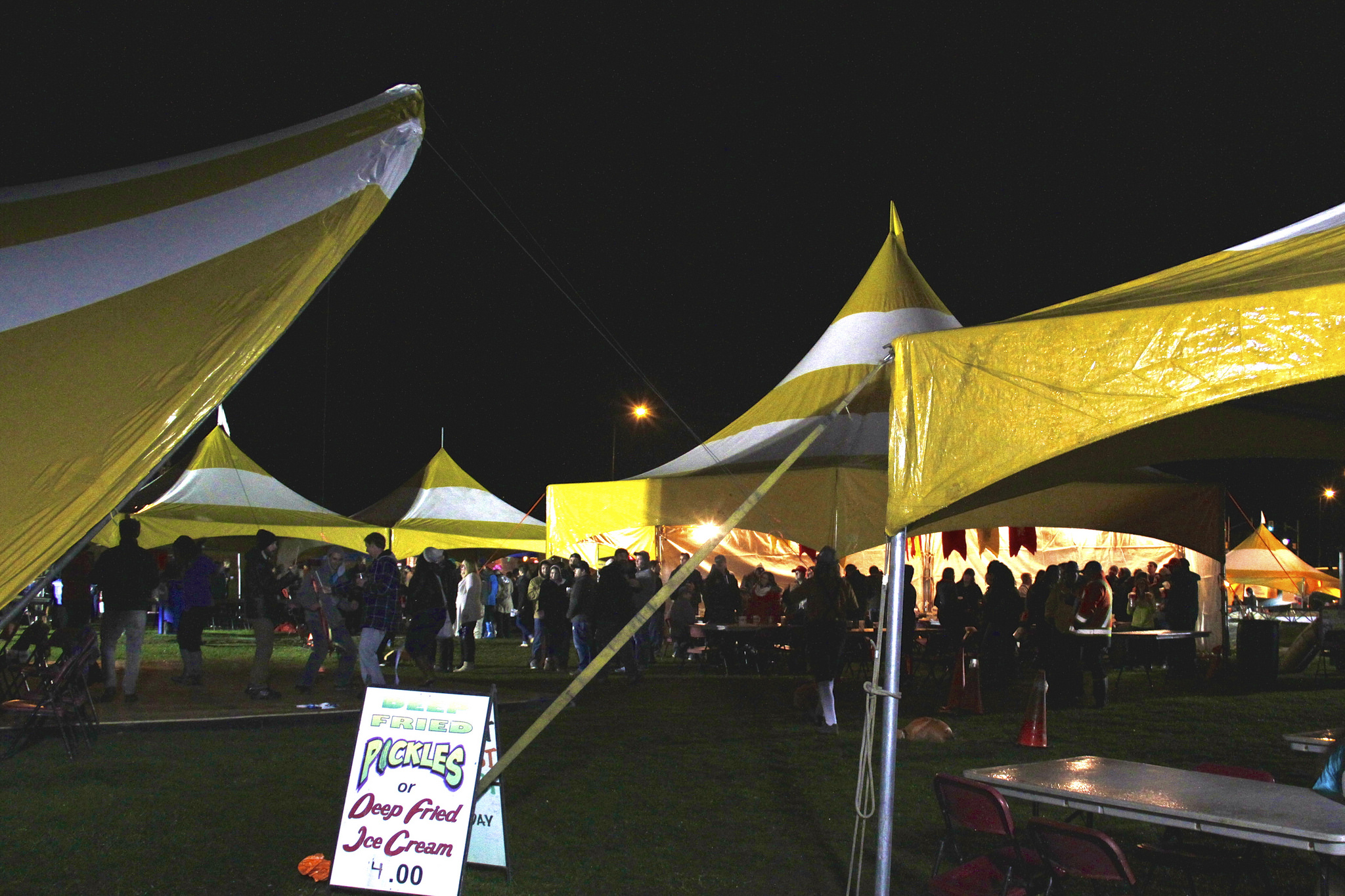 NLFB rents tents and other event equipment at competitive prices.
