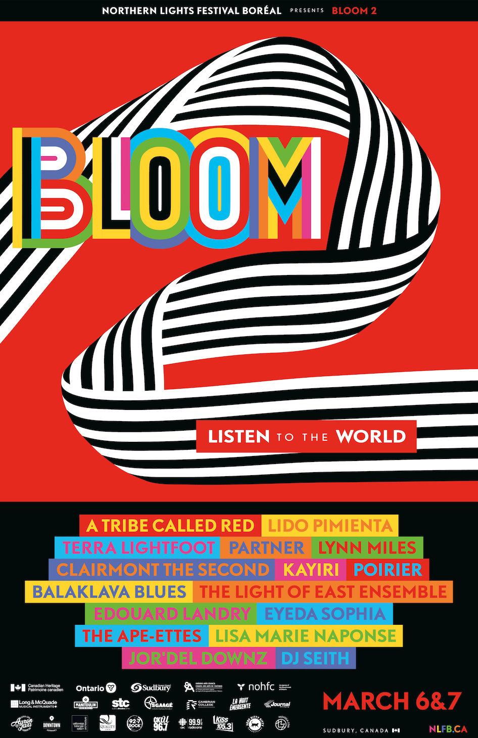 View Bloom 2020 Lineup
